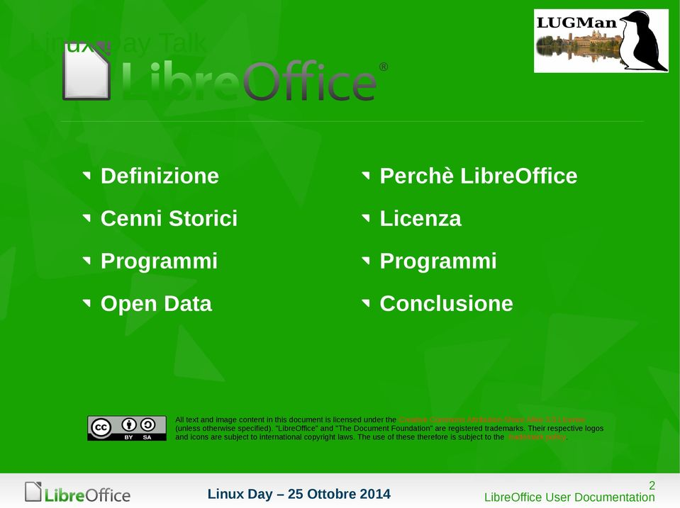 "0 License (unless otherwise specified). ""LibreOffice"" and ""The Document Foundation"" are registered trademarks."