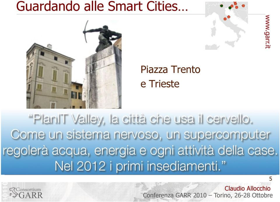 Cities Piazza