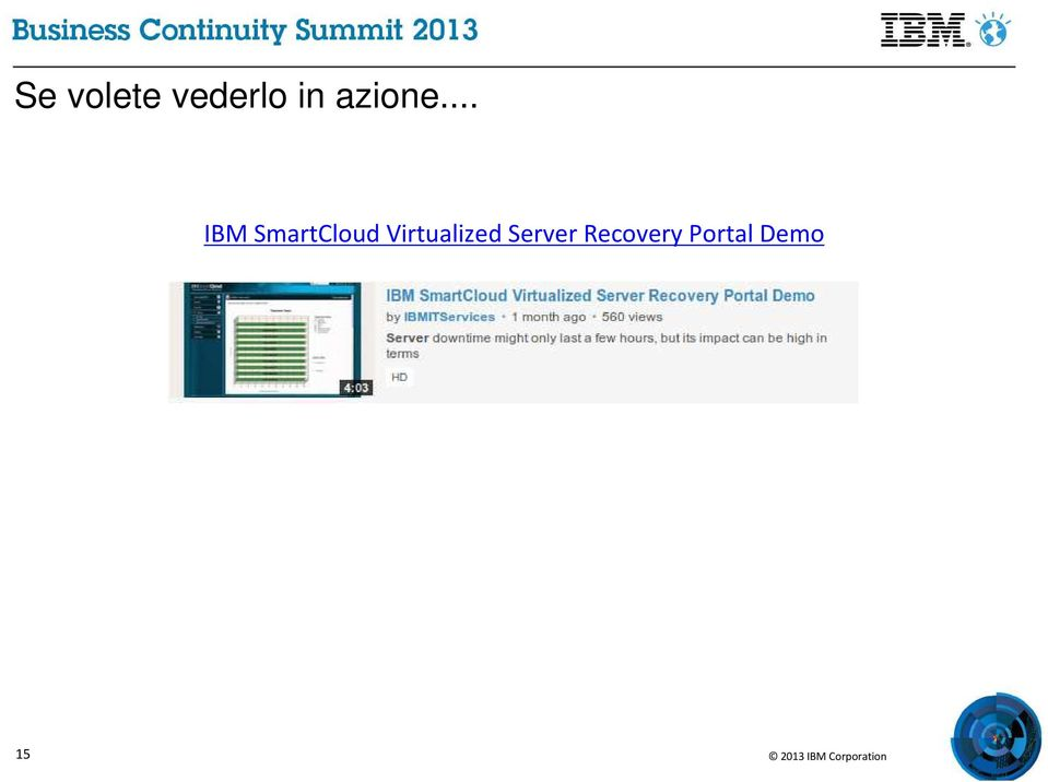 .. IBM SmartCloud