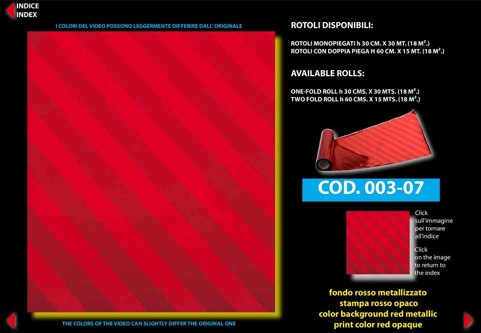 opaco color background red