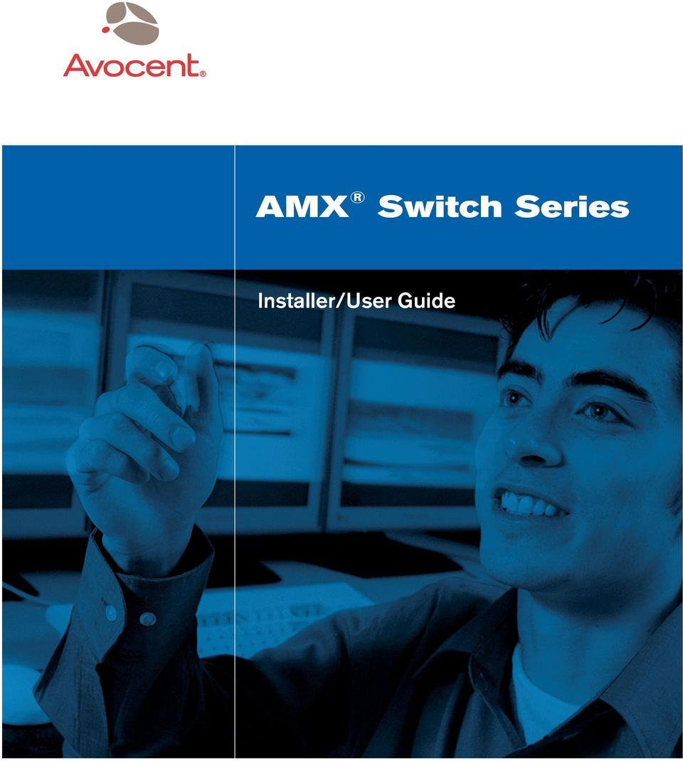 Amx switch series installer user guide for technical for 100 mural street richmond hill