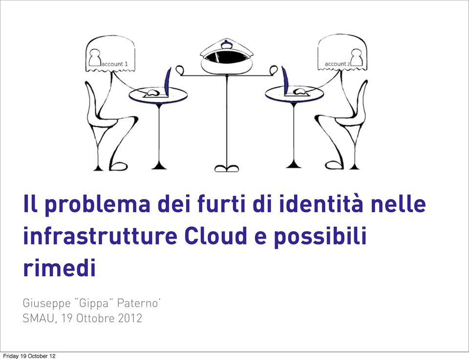 Cloud e possibili rimedi
