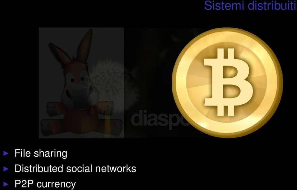 Distributed social