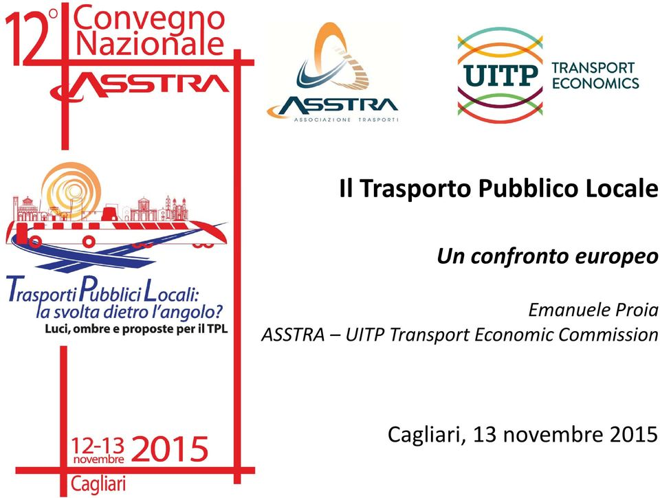ASSTRA UITP Transport Economic
