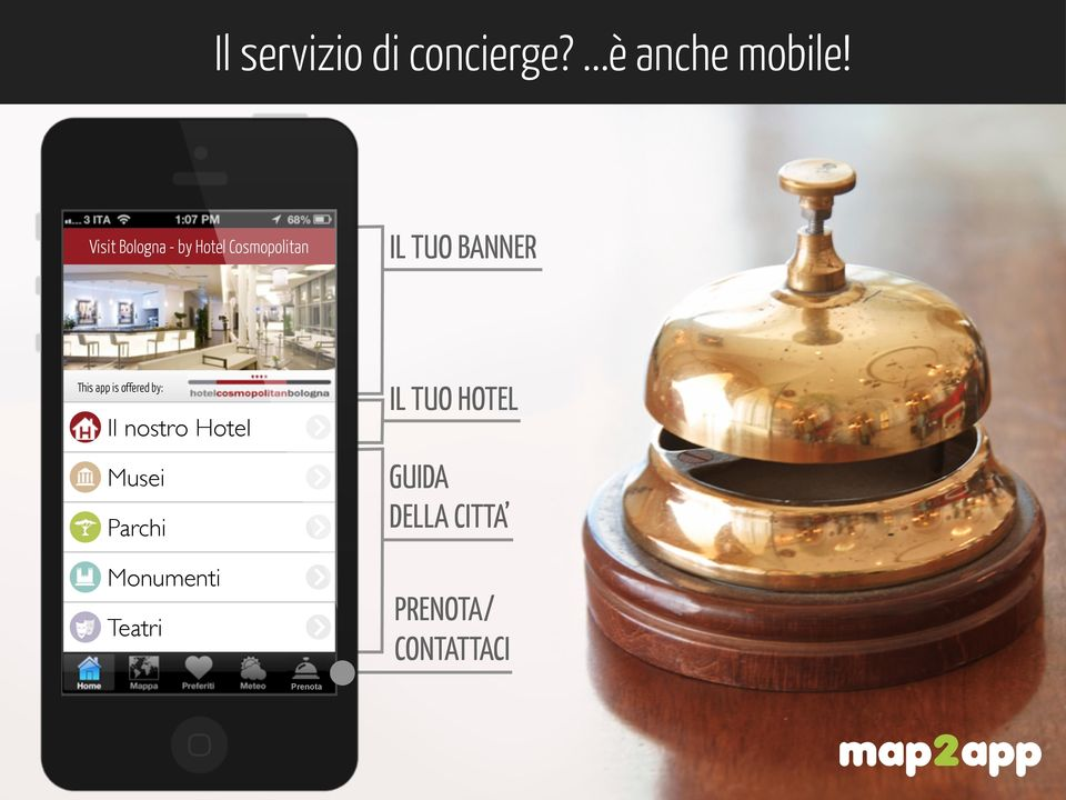 app is offered by: Il nostro Hotel Musei Parchi Monumenti