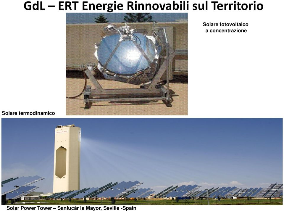 termodinamico Solar Power
