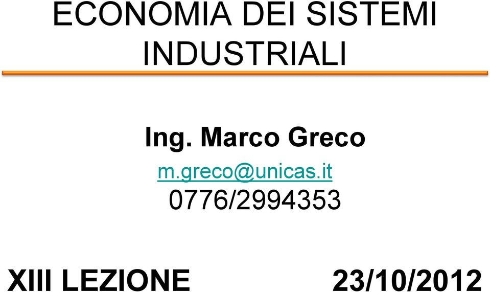 Marco Greco m.