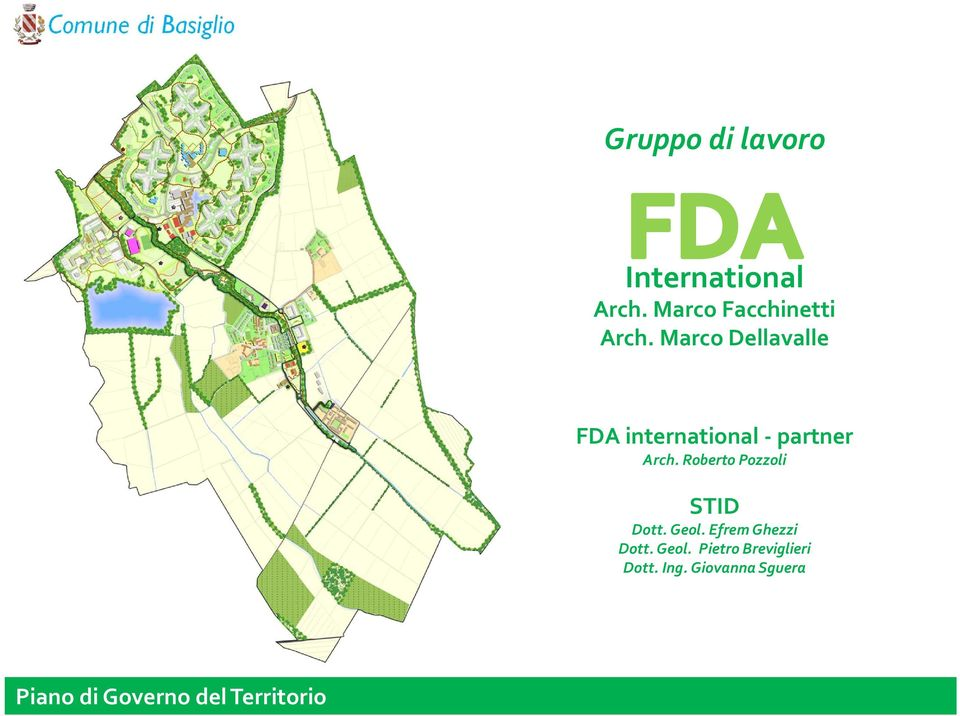 Marco Dellavalle FDA international partner Arch.