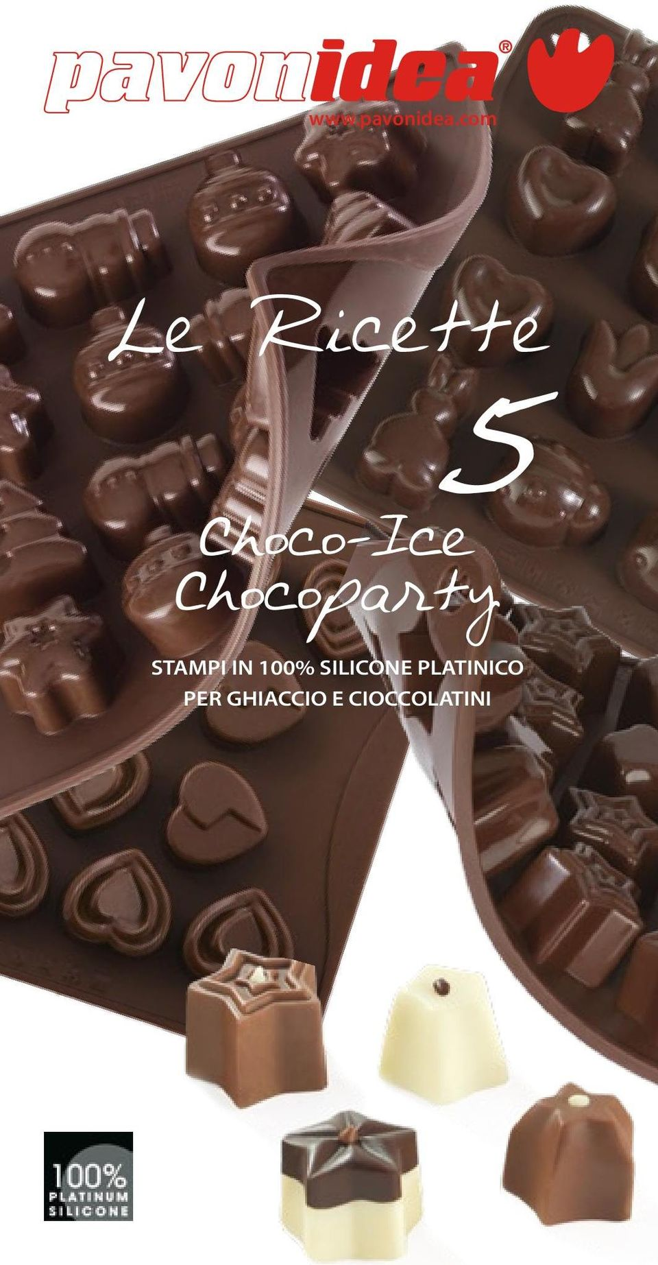 Chocoparty STAMPI IN 100%