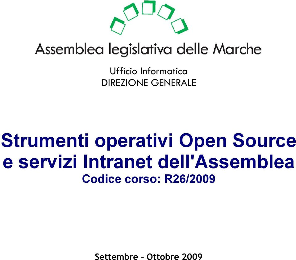 Source e servizi Intranet