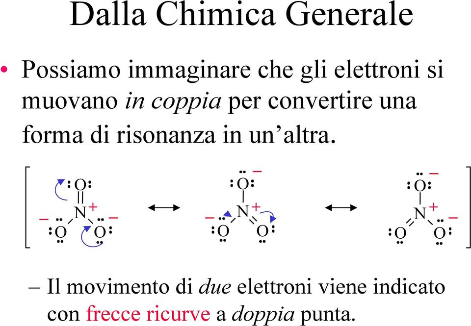 di risonanza in un altra _ N+ N + Il movimento di due