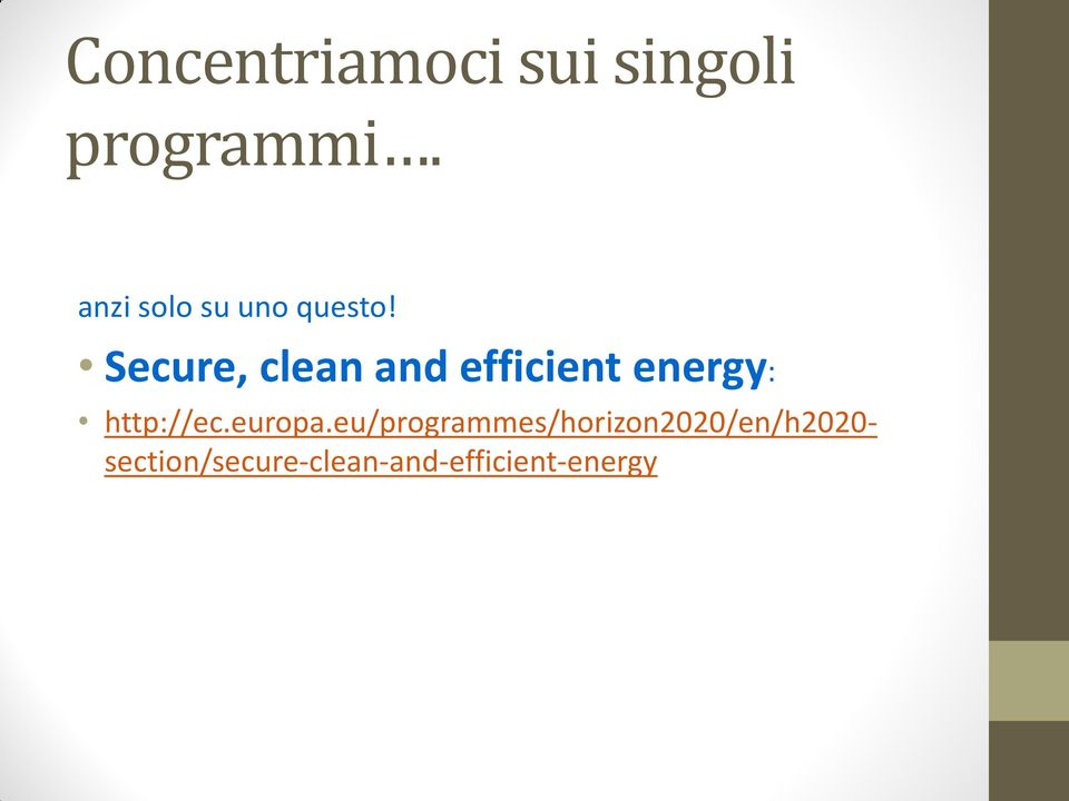 Secure, clean and efficient energy: http://ec.