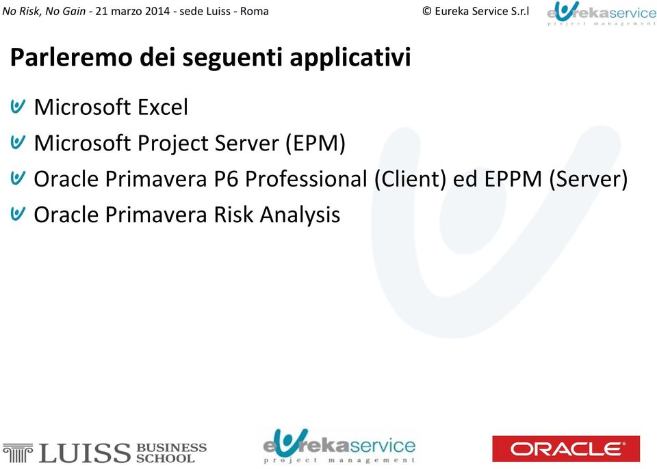 (EPM) Oracle Primavera P6 Professional