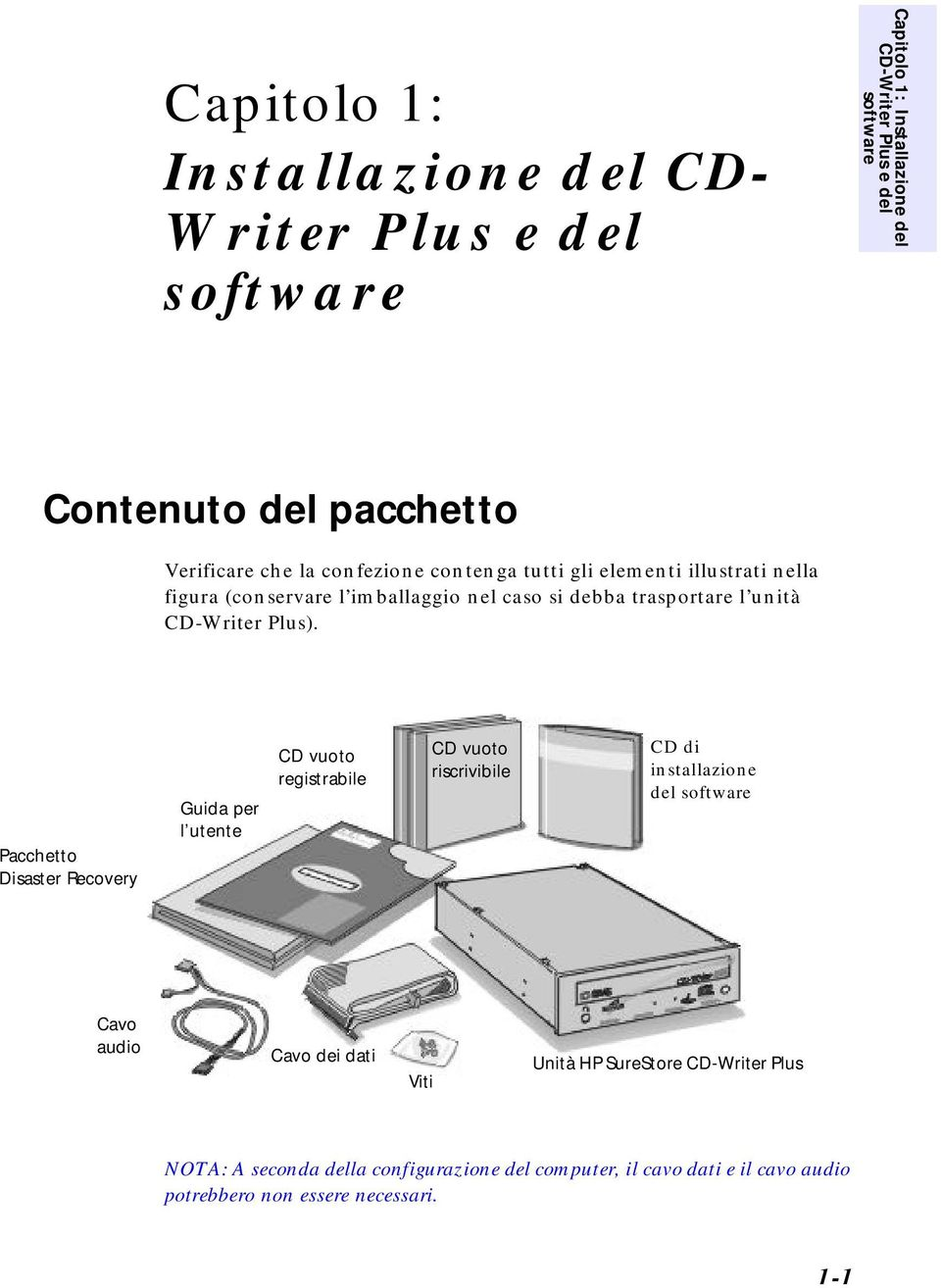 CD-Writer Plus).