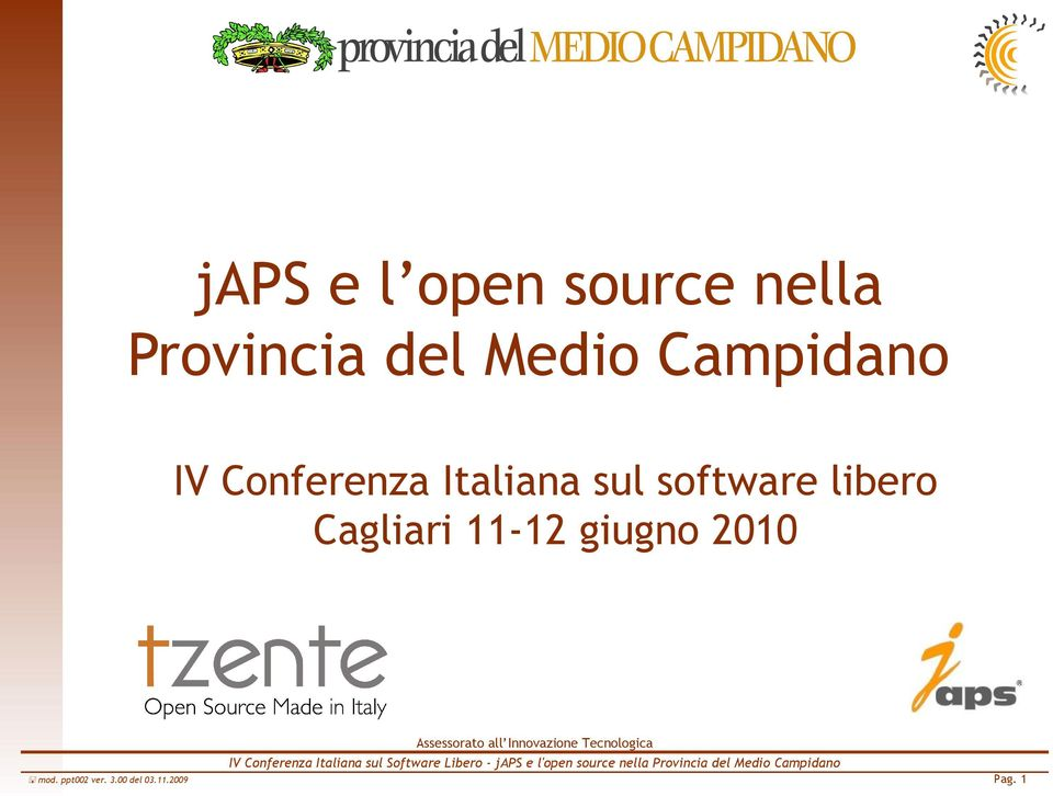 Conferenza Italiana sul software
