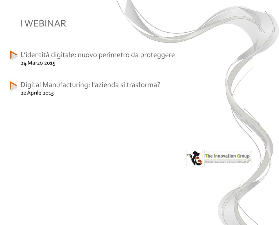 Marzo 2015 Digital Manufacturing:
