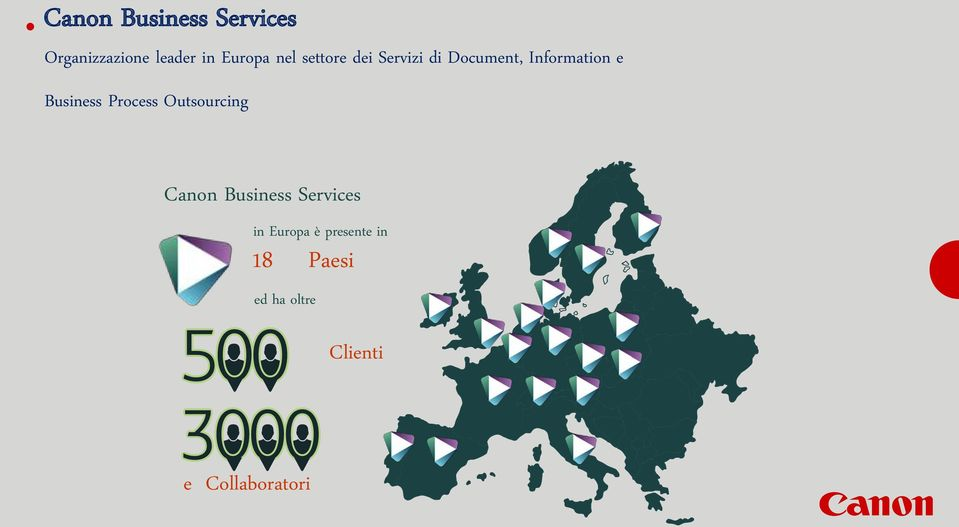 Business Process Outsourcing Canon Business Services in