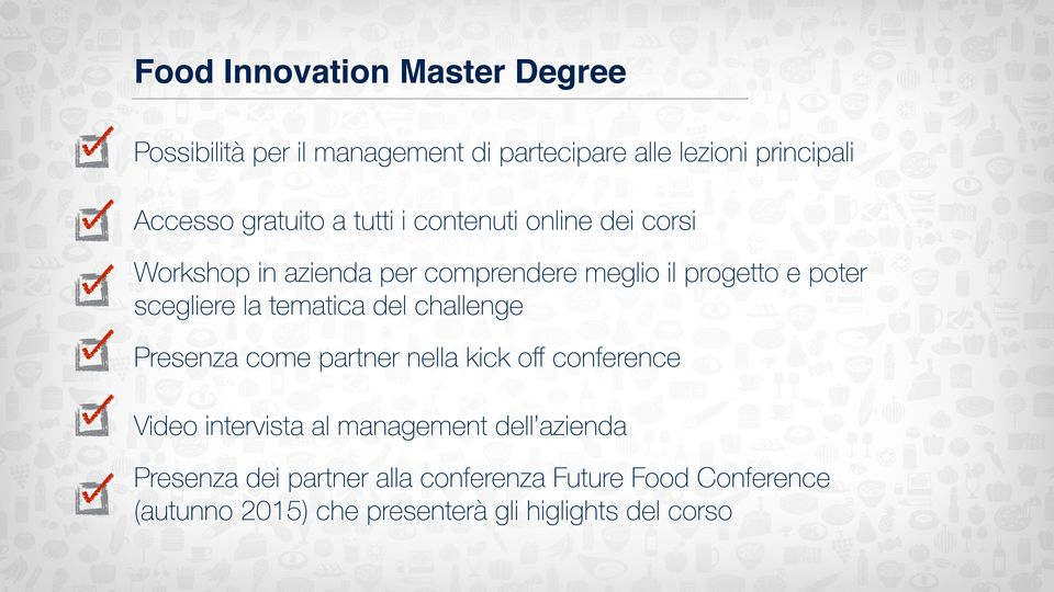 challenge Presenza come partner nella kick off conference Video intervista al management dell azienda