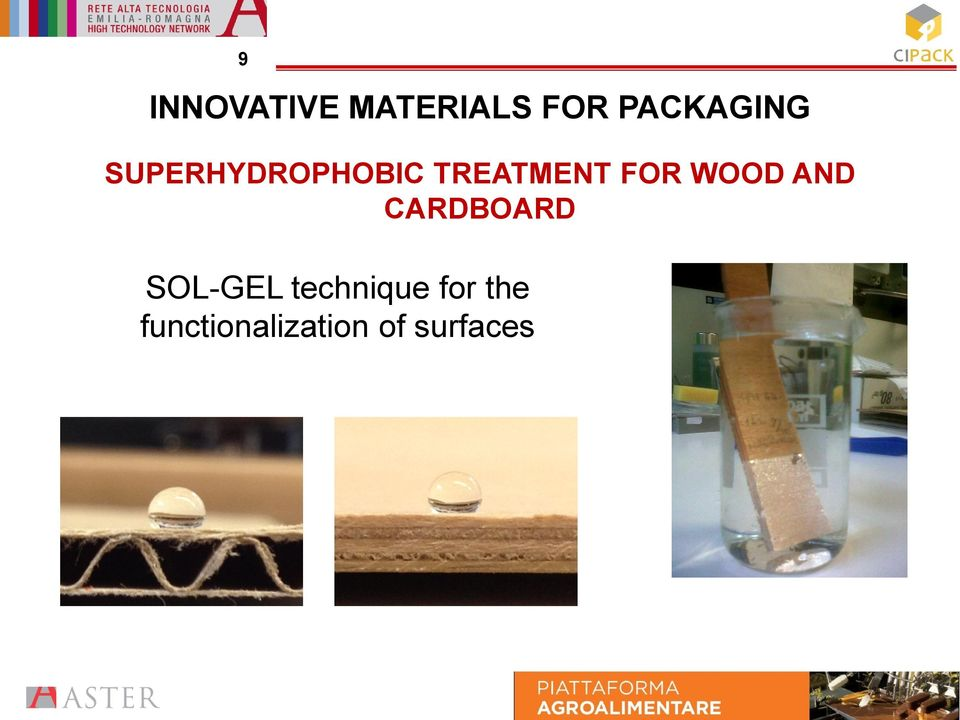 TREATMENT FOR WOOD AND CARDBOARD