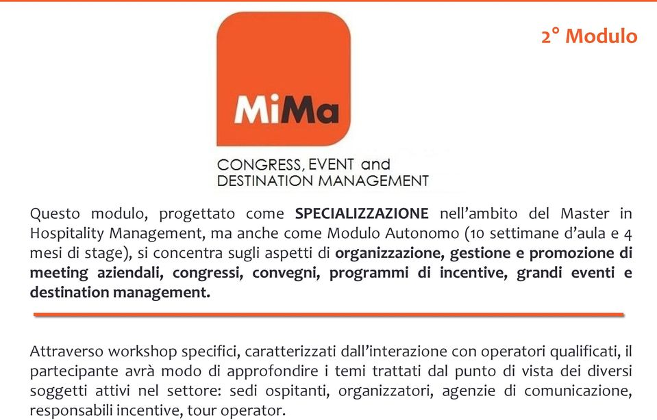 eventi e destination management.