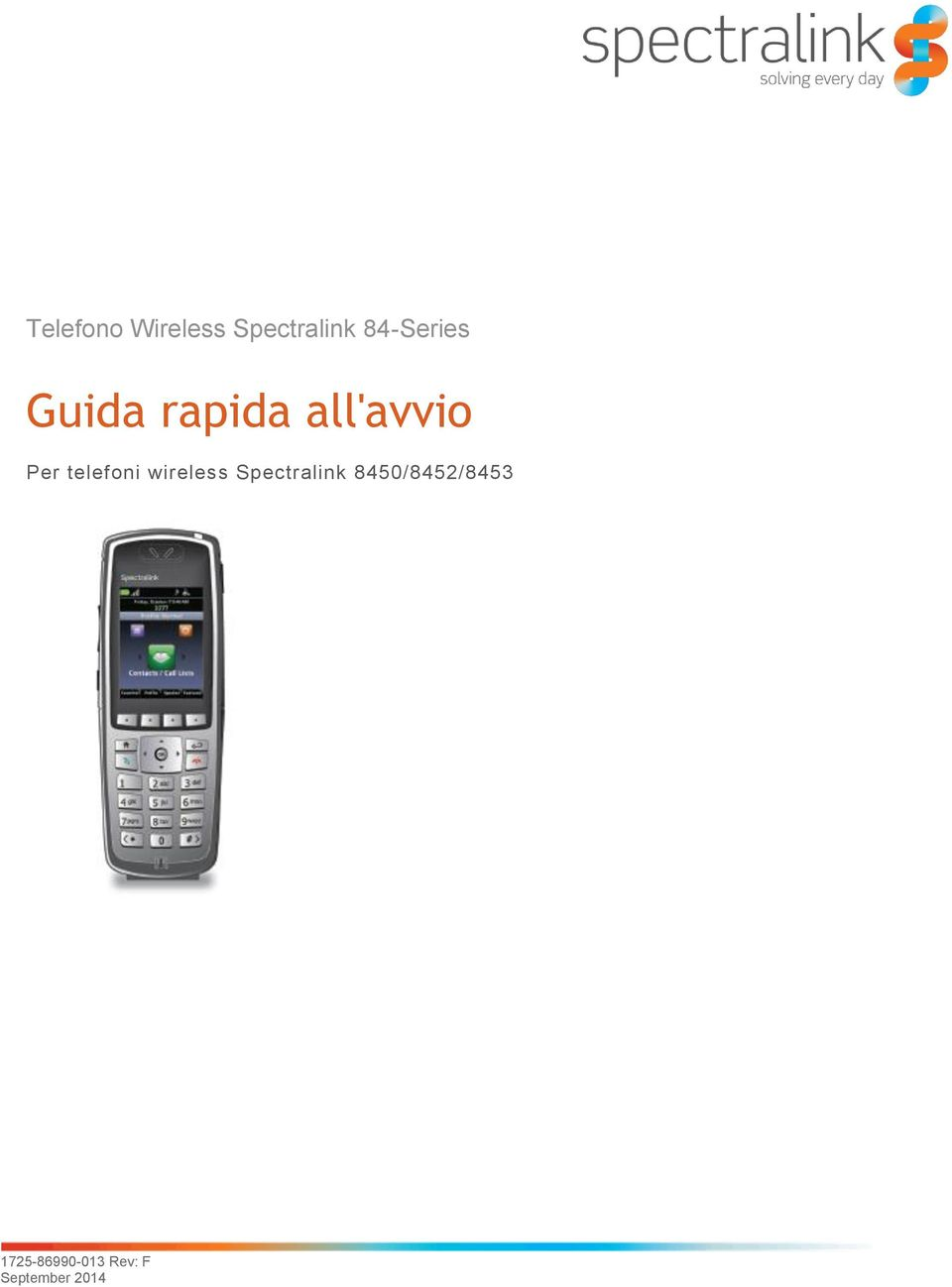 telefoni wireless Spectralink