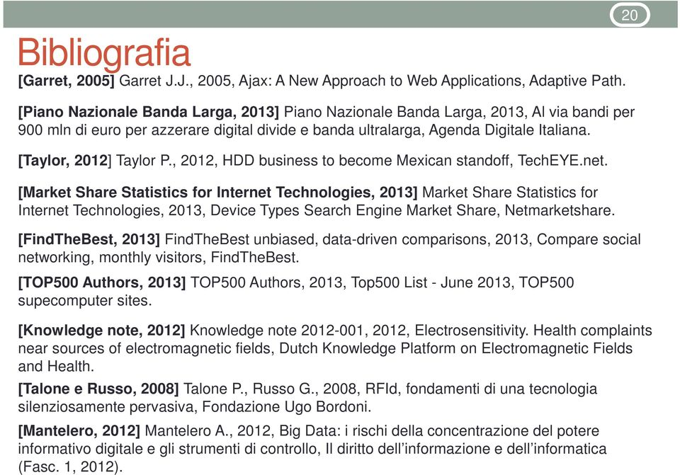 [Taylor, 2012] Taylor P., 2012, HDD business to become Mexican standoff, TechEYE.net.