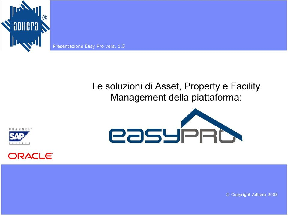 Property e Facility Management