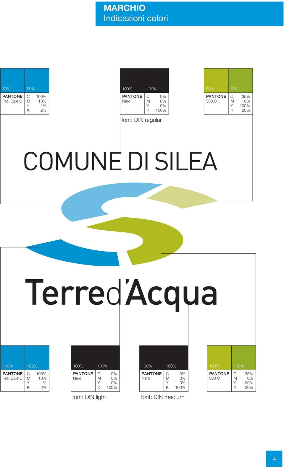 regular COMUNE DI SILEA Terred Acqua Pro.