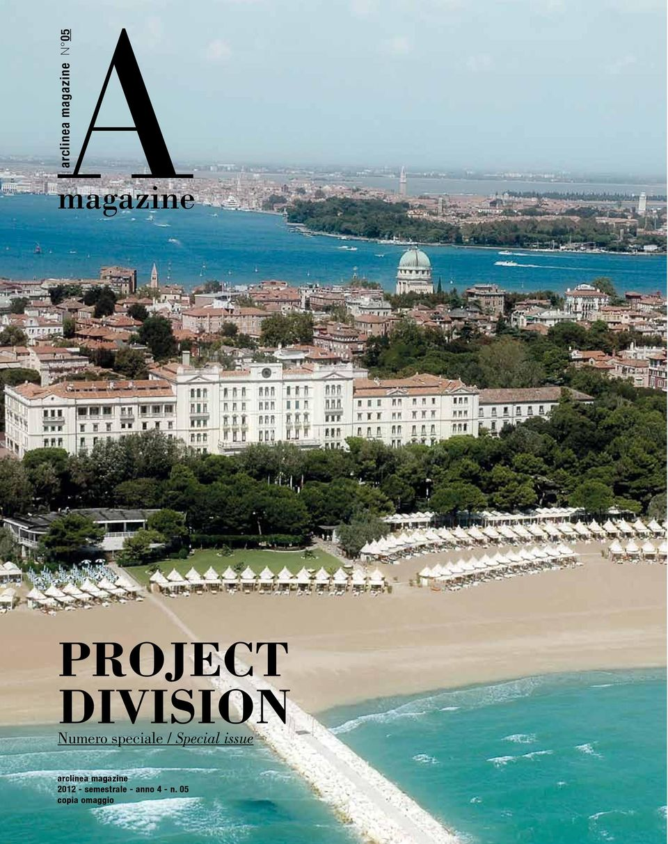 issue arclinea magazine 2012 -
