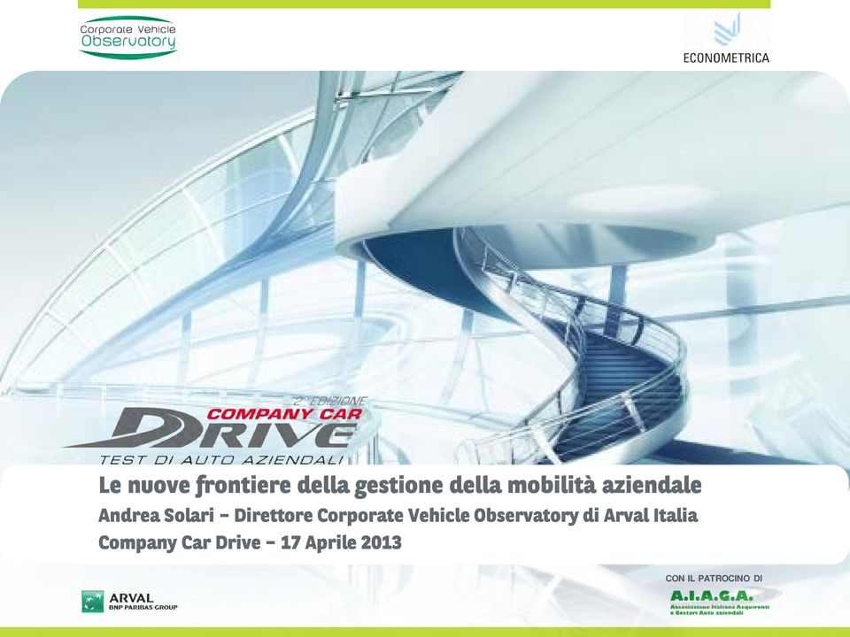Direttore Corporate Vehicle Observatory
