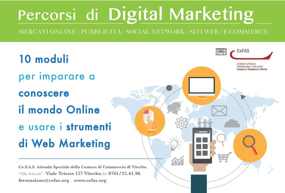 Web Marketing Ce.F.A.S.