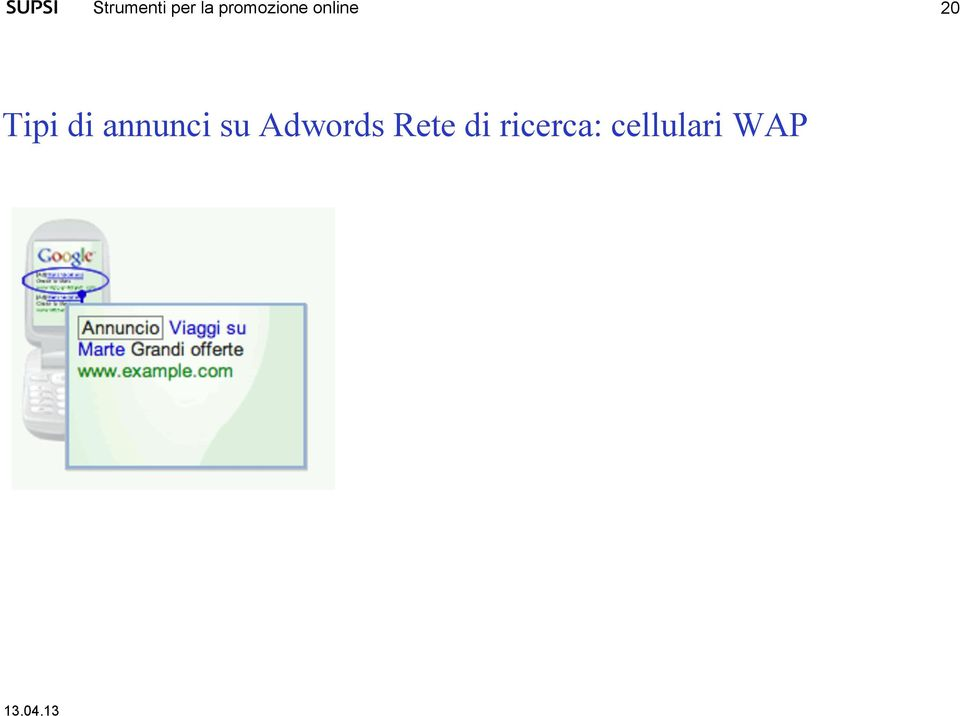 Adwords Rete