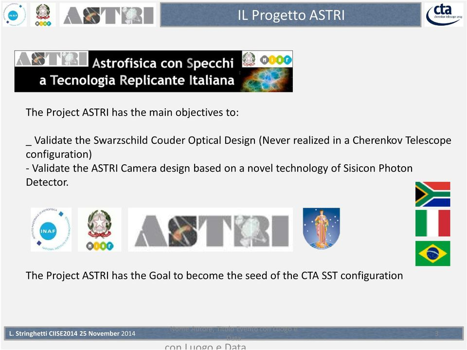 the ASTRI Camera design based on a novel technology of Sisicon Photon Detector.