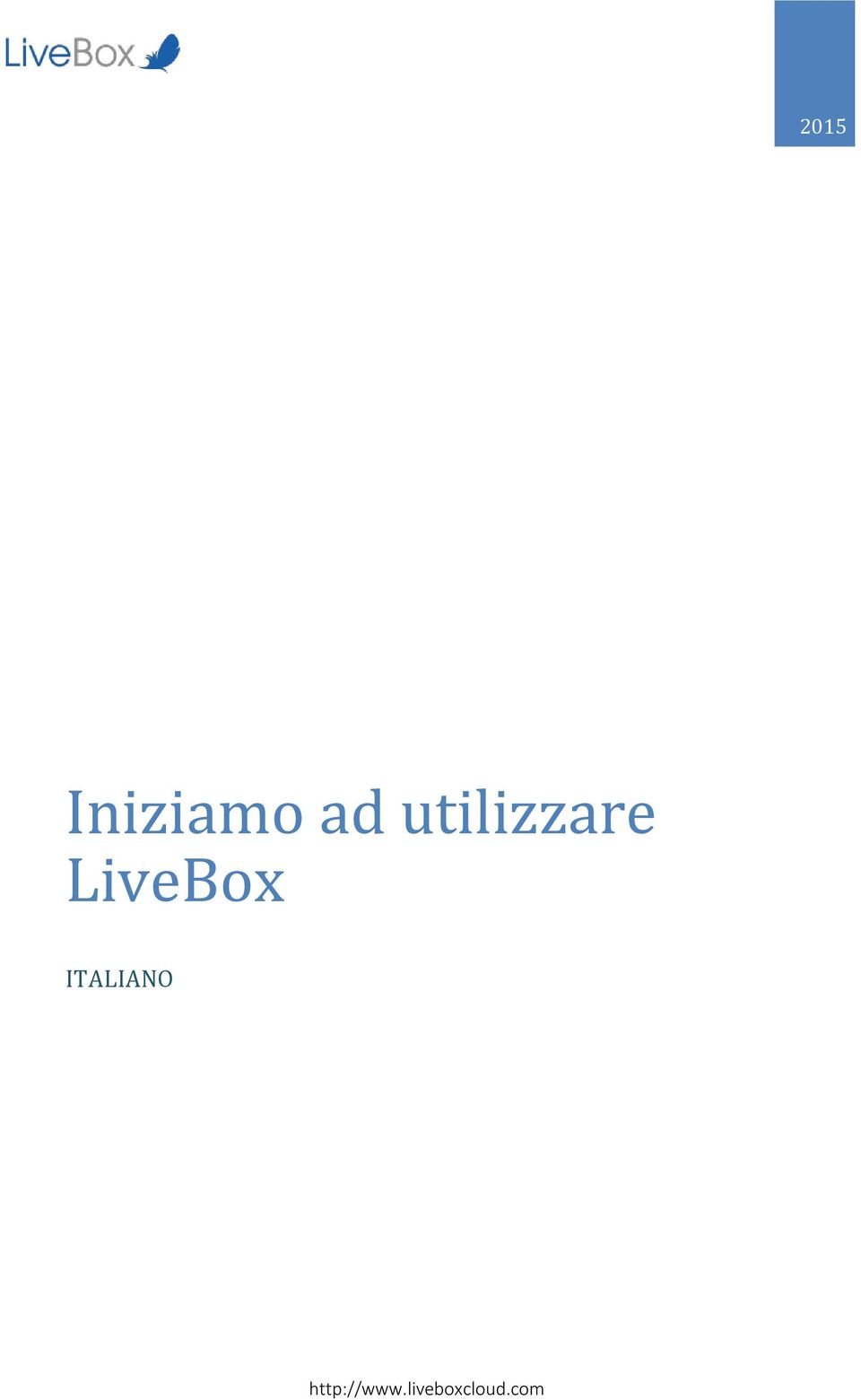LiveBox ITALIANO
