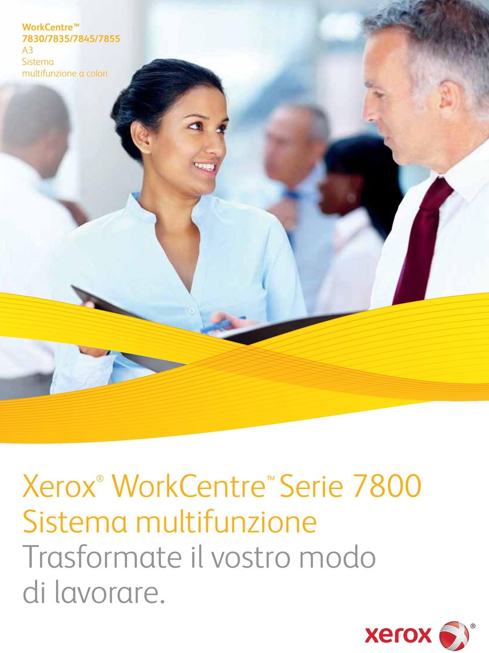WorkCentre Serie 7800 Sistema