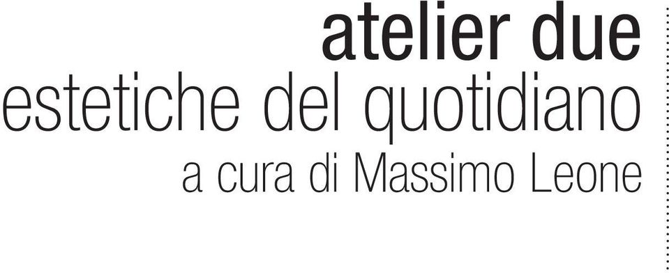quotidiano a