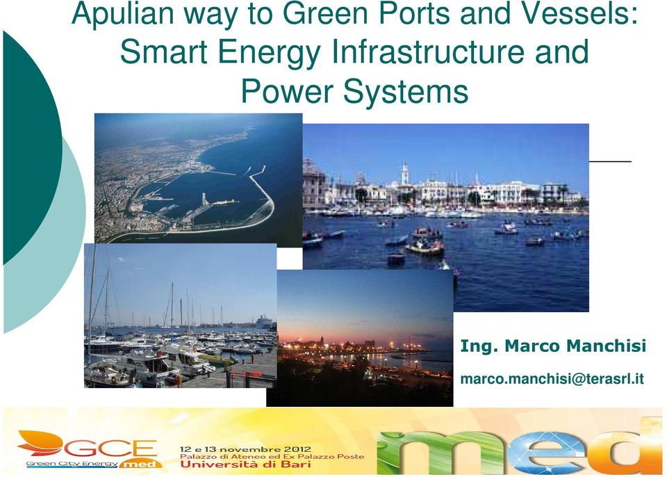 Infrastructure and Power Systems