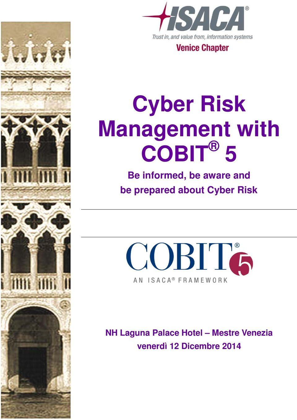 about Cyber Risk NH Laguna Palace
