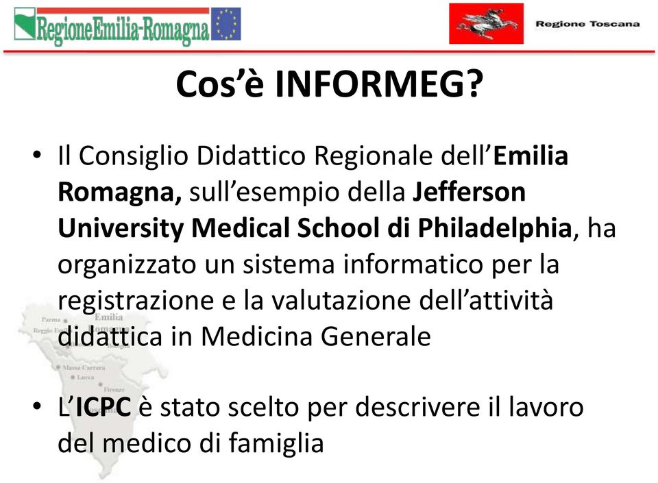 University Medical School di Philadelphia, ha organizzato un sistema informatico