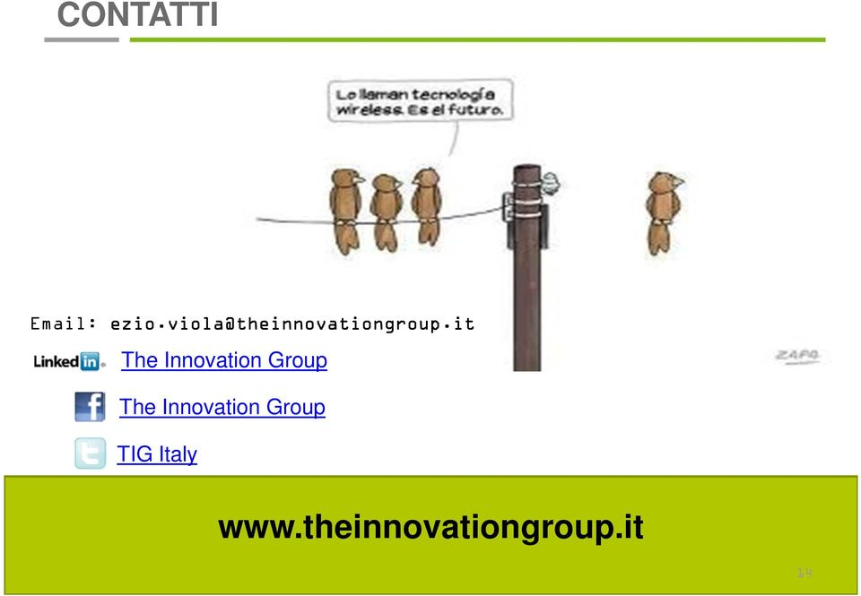 it The Innovation Group The