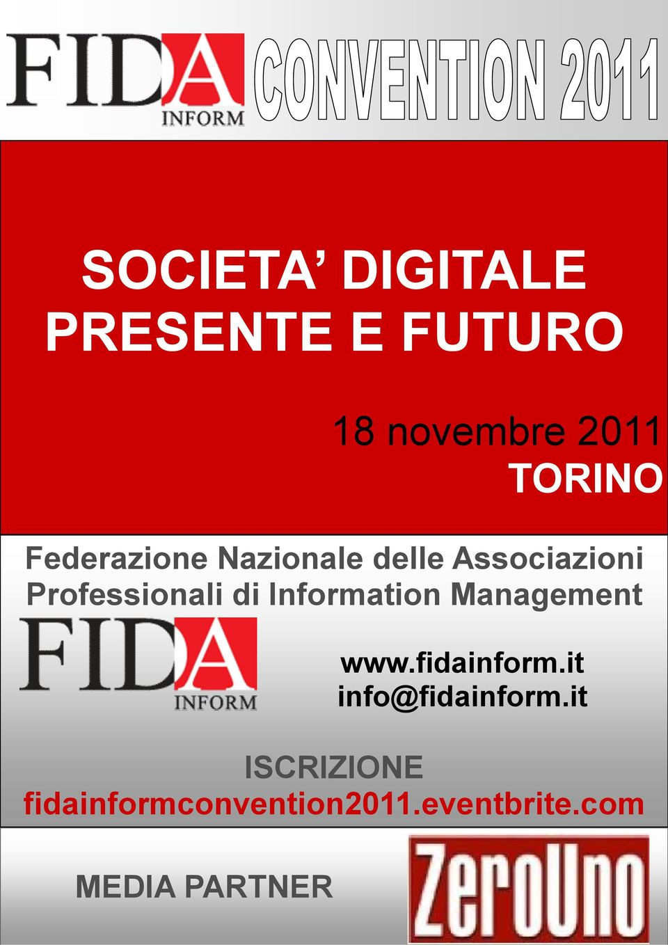Information Management www.fidainform.it info@fidainform.