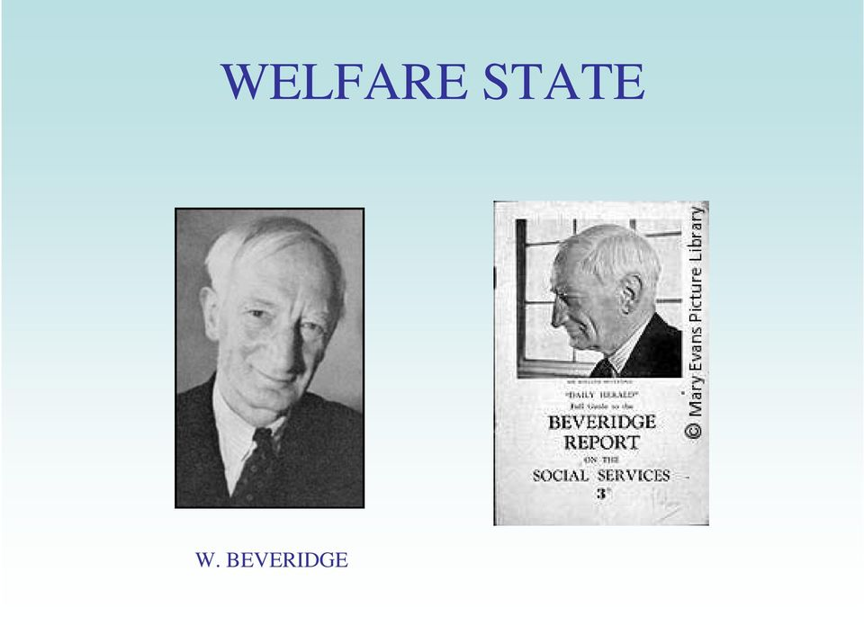 BEVERIDGE