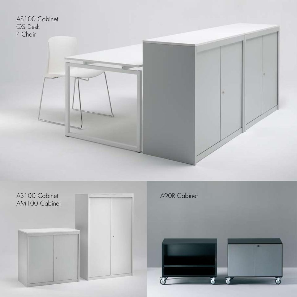 AS100 Cabinet