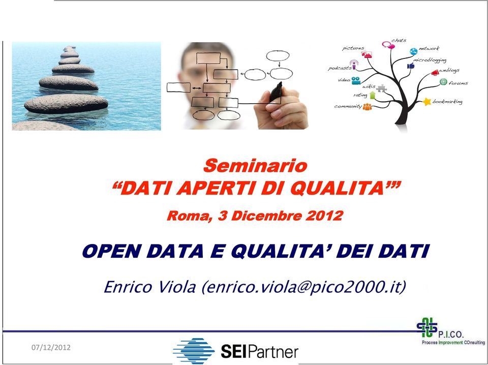 OPEN DATA E QUALITA DEI DATI
