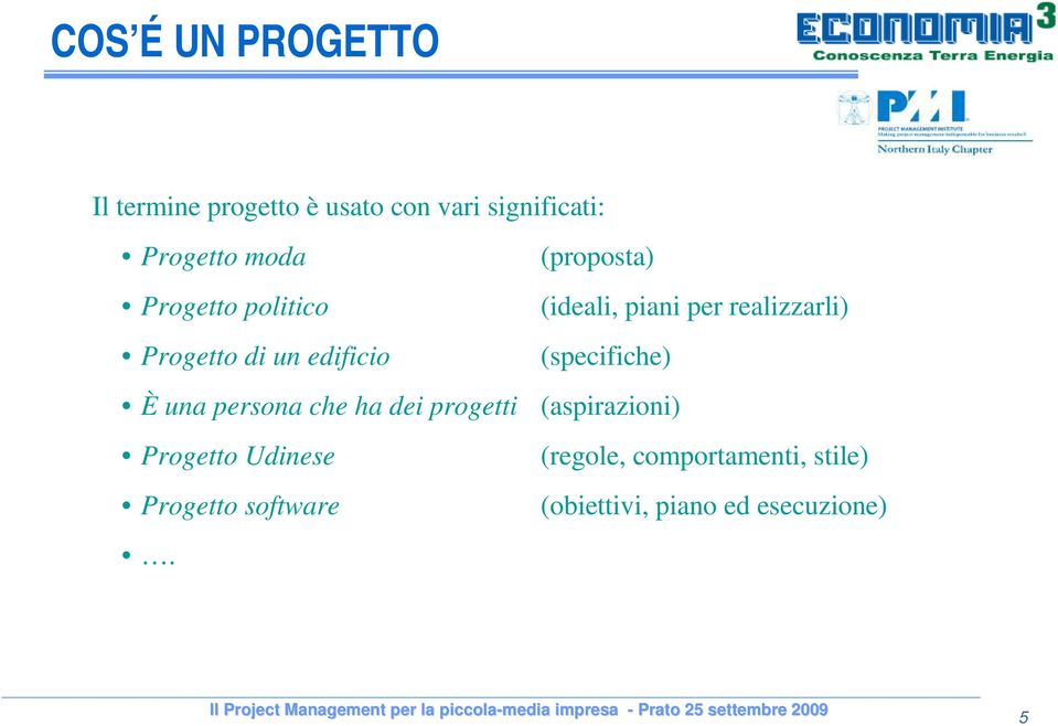 Progetto Udinese Progetto software.