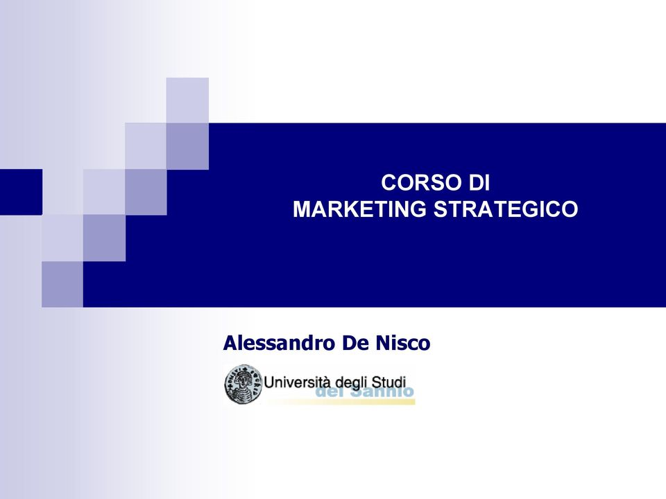 STRATEGICO