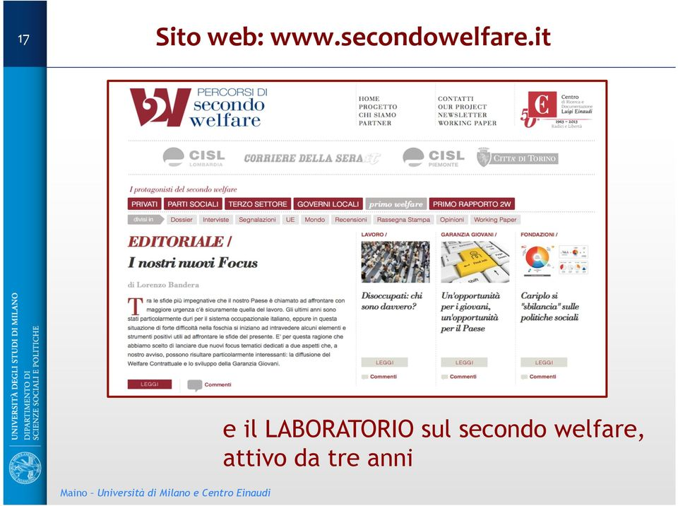 it e il LABORATORIO
