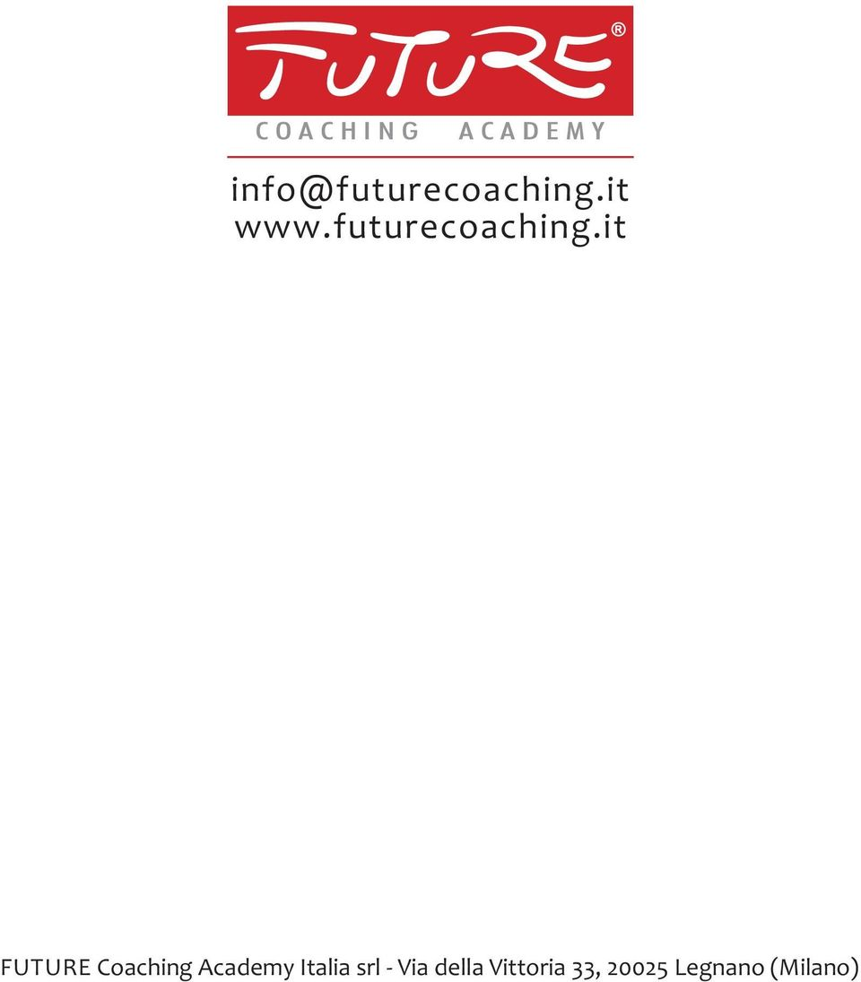 it FUTURE Coaching Academy