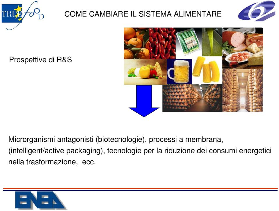 membrana, (intelligent/active packaging), tecnologie per