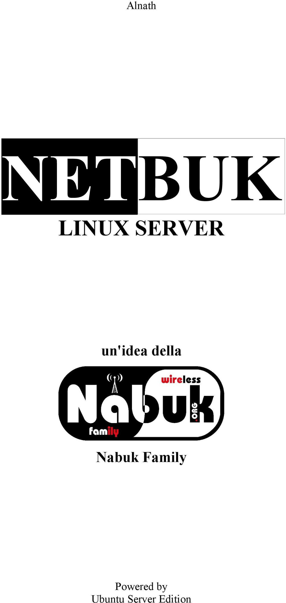 Powered by Ubuntu Server